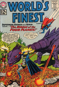Cover Thumbnail for World's Finest Comics (DC, 1941 series) #130