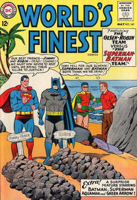 Cover Thumbnail for World's Finest Comics (DC, 1941 series) #141