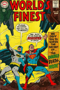 Cover Thumbnail for World's Finest Comics (DC, 1941 series) #174