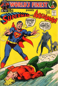 Cover Thumbnail for World's Finest Comics (DC, 1941 series) #203