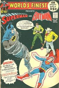 Cover Thumbnail for World's Finest Comics (DC, 1941 series) #207