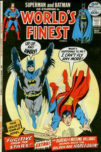 Cover Thumbnail for World's Finest Comics (DC, 1941 series) #211