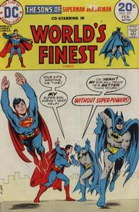 Cover Thumbnail for World's Finest Comics (DC, 1941 series) #221