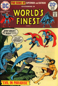 Cover Thumbnail for World's Finest Comics (DC, 1941 series) #222