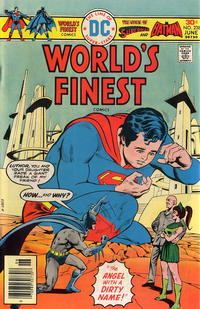 Cover Thumbnail for World's Finest Comics (DC, 1941 series) #238