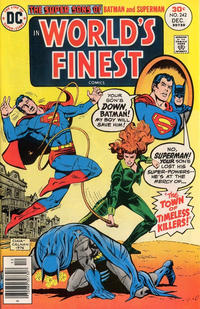 Cover Thumbnail for World's Finest Comics (DC, 1941 series) #242