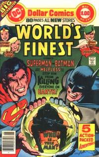 Cover Thumbnail for World's Finest Comics (DC, 1941 series) #244