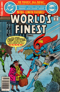 Cover Thumbnail for World's Finest Comics (DC, 1941 series) #257