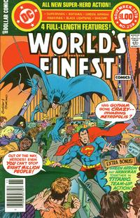 Cover Thumbnail for World's Finest Comics (DC, 1941 series) #259