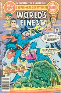 Cover Thumbnail for World's Finest Comics (DC, 1941 series) #264