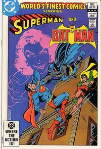 Cover Thumbnail for World's Finest Comics (DC, 1941 series) #287 [Direct]