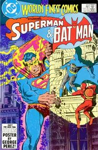 Cover Thumbnail for World's Finest Comics (DC, 1941 series) #301 [Direct-Sales]
