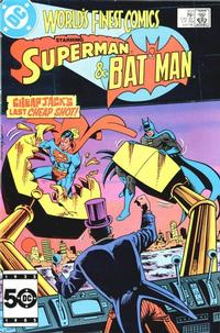 Cover Thumbnail for World's Finest Comics (DC, 1941 series) #317 [Direct-Sales]