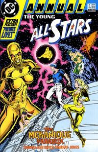 Cover Thumbnail for Young All-Stars Annual (DC, 1988 series) #1