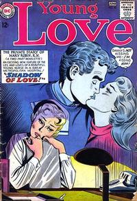 Cover Thumbnail for Young Love (DC, 1963 series) #43