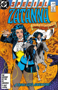 Cover Thumbnail for Zatanna Special (DC, 1987 series) #1