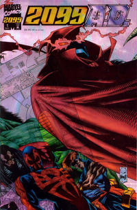 Cover Thumbnail for 2099 A.D. (Marvel, 1995 series) #1