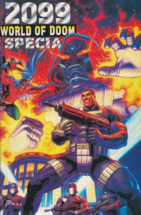Cover Thumbnail for 2099 Special: The World of Doom (Marvel, 1995 series) #1