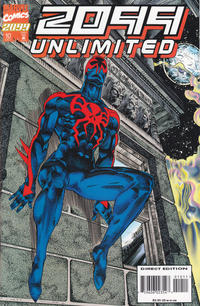 Cover Thumbnail for 2099 Unlimited (Marvel, 1993 series) #10