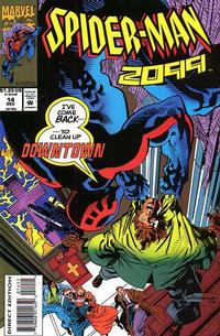 Cover Thumbnail for Spider-Man 2099 (Marvel, 1992 series) #14
