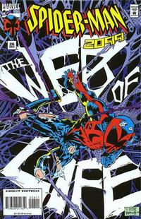 Cover Thumbnail for Spider-Man 2099 (Marvel, 1992 series) #26