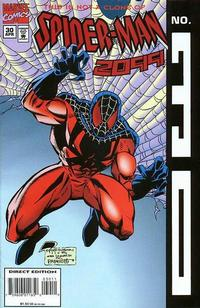 Cover Thumbnail for Spider-Man 2099 (Marvel, 1992 series) #30