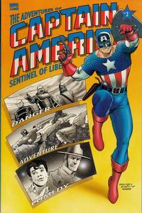 Cover Thumbnail for The Adventures of Captain America (Marvel, 1991 series) #2
