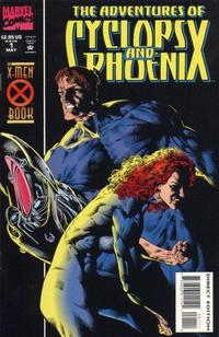 Cover for The Adventures of Cyclops and Phoenix (Marvel, 1994 series) #1 [Direct Edition]