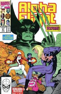 Cover Thumbnail for Alpha Flight (Marvel, 1983 series) #87