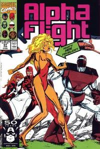 Cover Thumbnail for Alpha Flight (Marvel, 1983 series) #97