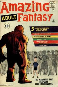 Cover Thumbnail for Amazing Adult Fantasy (Marvel, 1961 series) #7