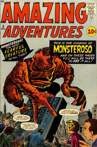 Cover Thumbnail for Amazing Adventures (Marvel, 1961 series) #5