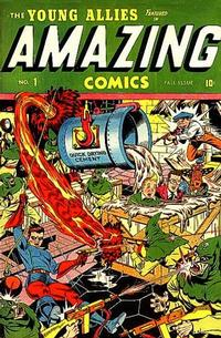Cover Thumbnail for Amazing Comics (Marvel, 1944 series) #1