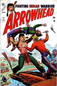 Cover Thumbnail for Arrowhead (Marvel, 1954 series) #3