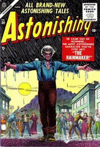 Cover Thumbnail for Astonishing (Marvel, 1951 series) #39
