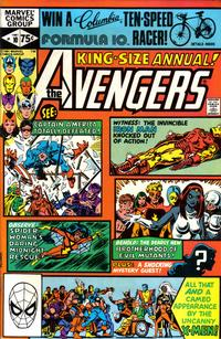 Cover Thumbnail for The Avengers Annual (Marvel, 1967 series) #10 [Direct Edition]