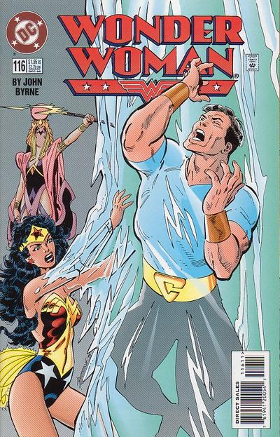 Cover for Wonder Woman (1987 series) #116