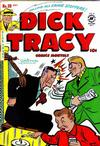 Cover for Dick Tracy (Harvey, 1950 series) #39