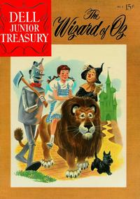 Cover Thumbnail for Dell Junior Treasury (Dell, 1955 series) #5