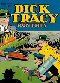 Cover Thumbnail for Dick Tracy Monthly (Dell, 1948 series) #2