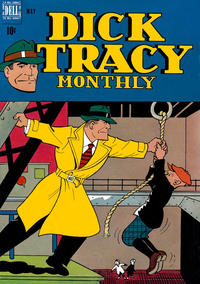 Cover Thumbnail for Dick Tracy Monthly (Dell, 1948 series) #5