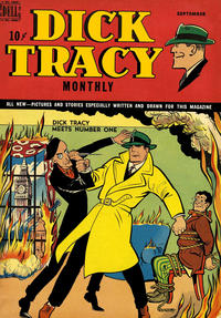 Cover Thumbnail for Dick Tracy Monthly (Dell, 1948 series) #21