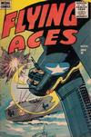 Cover for Flying Aces (Stanley Morse, 1955 series) #3
