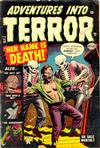 Cover for Adventures Into Terror (1951 series) #16