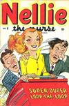 Cover for Nellie the Nurse (Marvel, 1945 series) #4