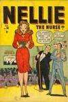 Cover for Nellie the Nurse (Marvel, 1945 series) #14