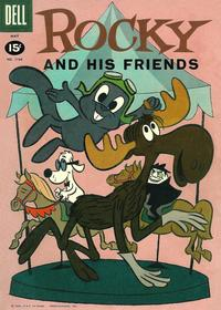 Cover Thumbnail for Four Color (Dell, 1942 series) #1166 - Rocky and His Friends