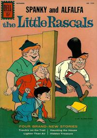 Cover Thumbnail for Four Color (Dell, 1942 series) #1224 - The Little Rascals