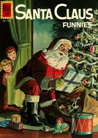 Cover Thumbnail for Four Color (Dell, 1942 series) #1274 - Santa Claus Funnies