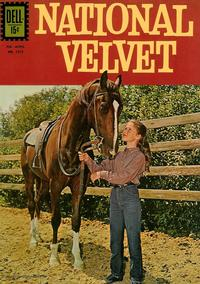 Cover Thumbnail for Four Color (Dell, 1942 series) #1312 - National Velvet